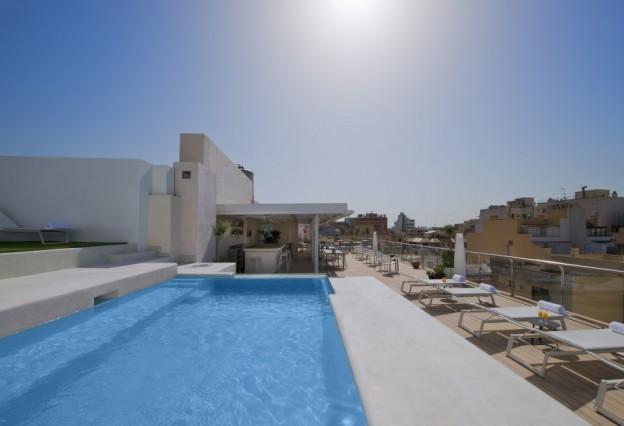 The Balcony Pool