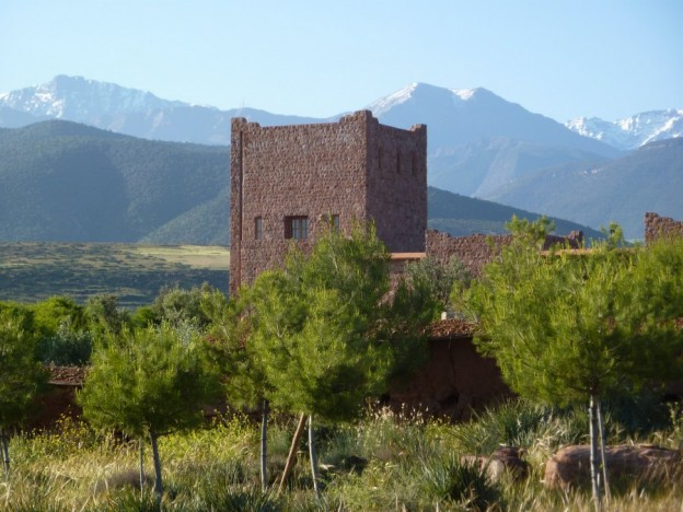 Kasbah Angour tower