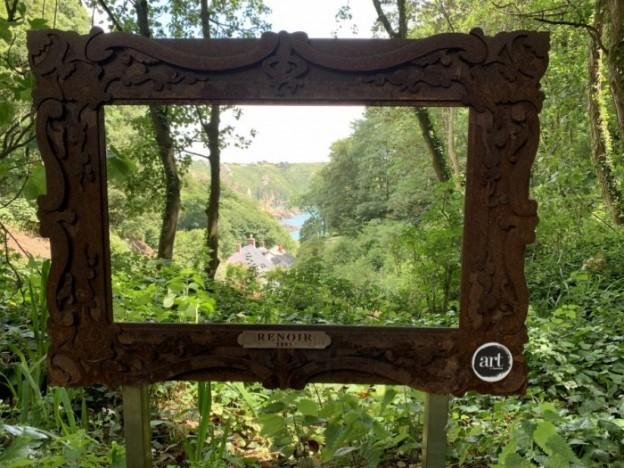 Renoir Walk frame 5 courtesy of Art for Guernsey e1595946204530