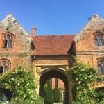 National Trust Cream Teas At Sissinghurst Castle Garden