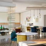 Jardin des Plumes dining room