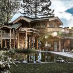 Hotel Hochfilzer in Tirol opens luxury treehouse
