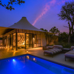 Saseka Tented Camp, Thornybush Game Reserve, South Africa