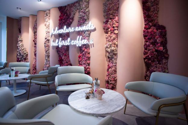 ELN Cafe at Selfirgdes 2