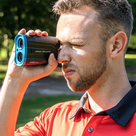 580px 10 Blue ProL1 ShotScope Laser