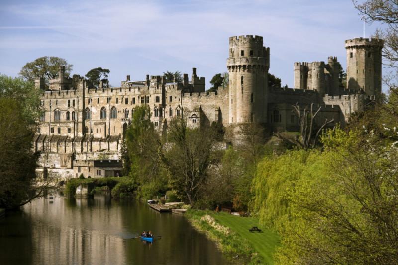 Warwick Castle 1 2