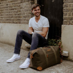 The Weekender Bag from Stubble & Co.