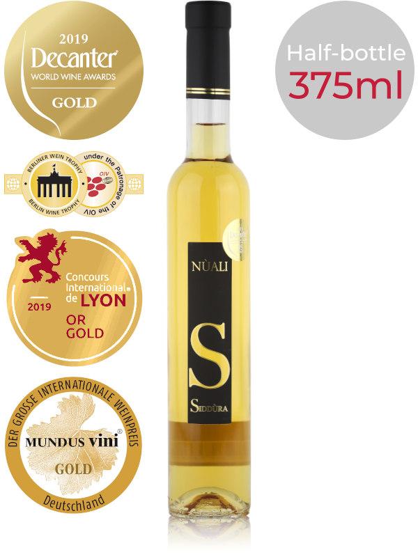 Siddura Nuali Passito 2016 Moscato di Sardegna DOC Dessert wine Half bottle1