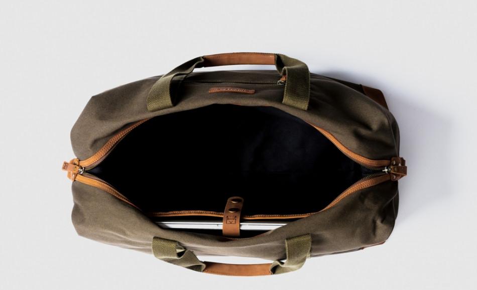 Stubble Co Weekender Olive 155 www.stubbleandco.com 4 1