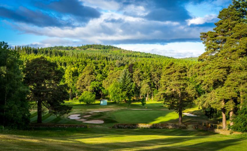 Banchory Golf Club 3