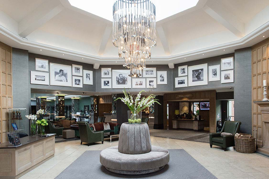 Belfry Lobby