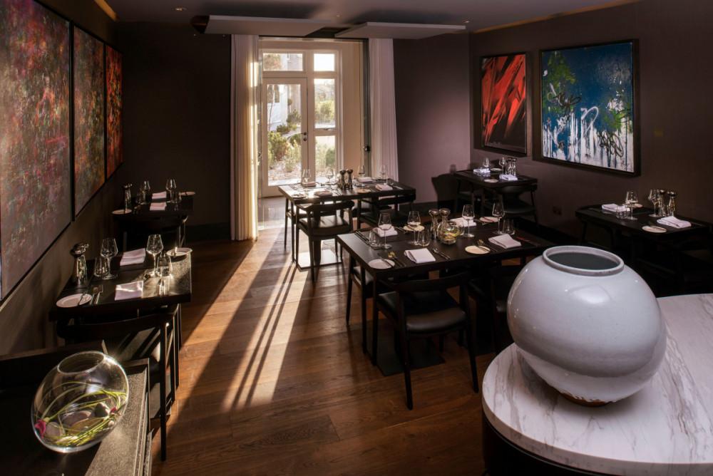 Blas Restaurant Twr y Felin Hotel