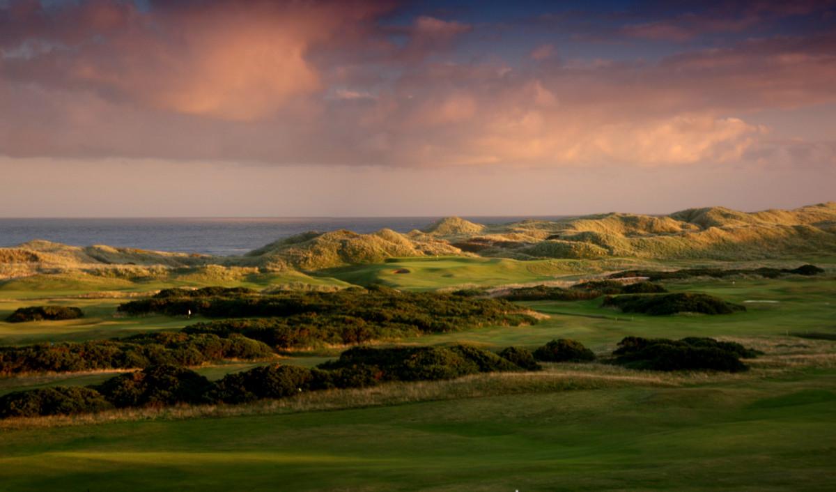 Cruden Bay Golf Club 6th David J Whyte © Linksland.com