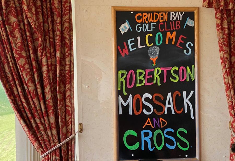 Cruden Welcome