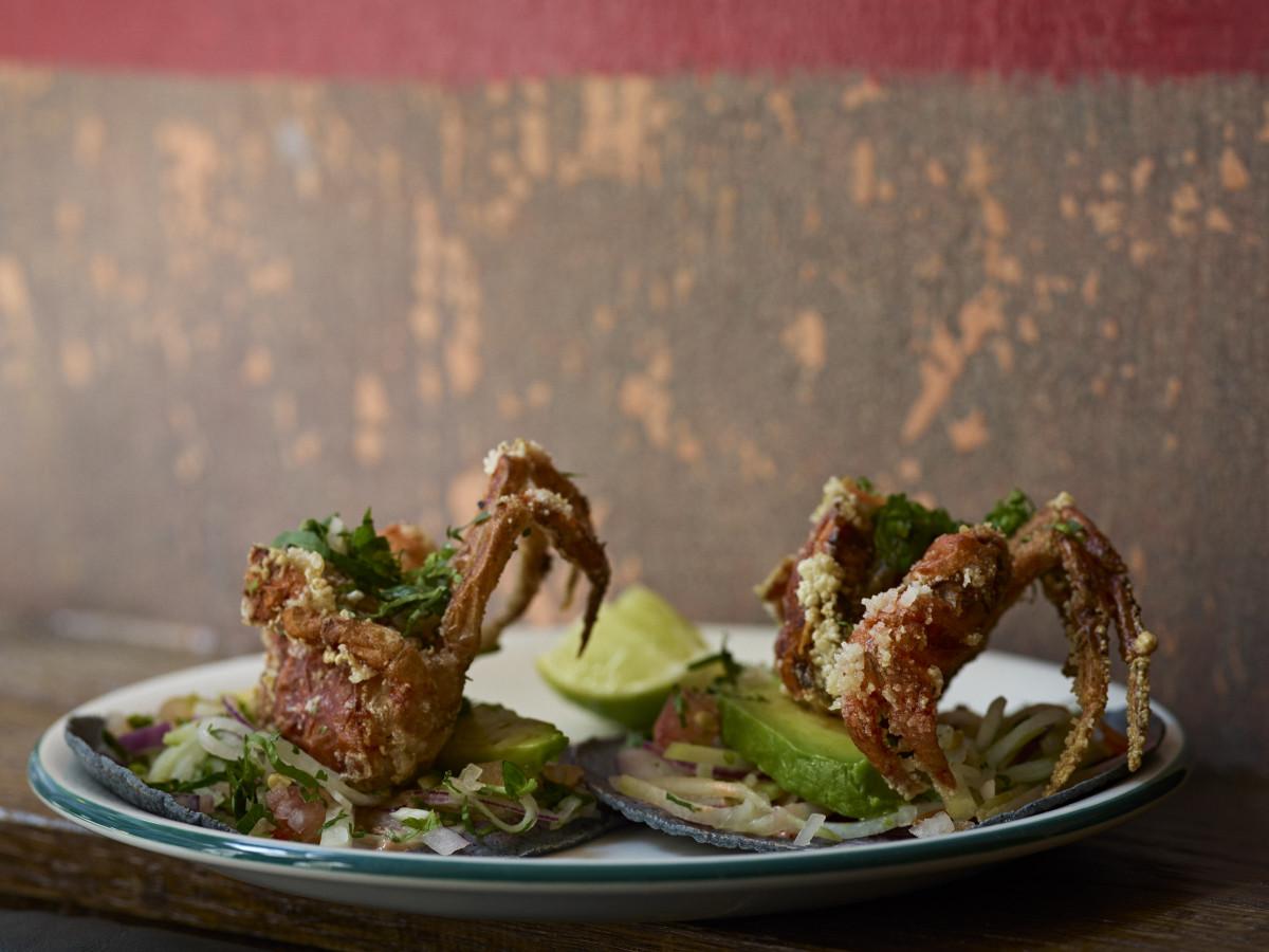 EP SOHO Crab Taco Jason Lowe