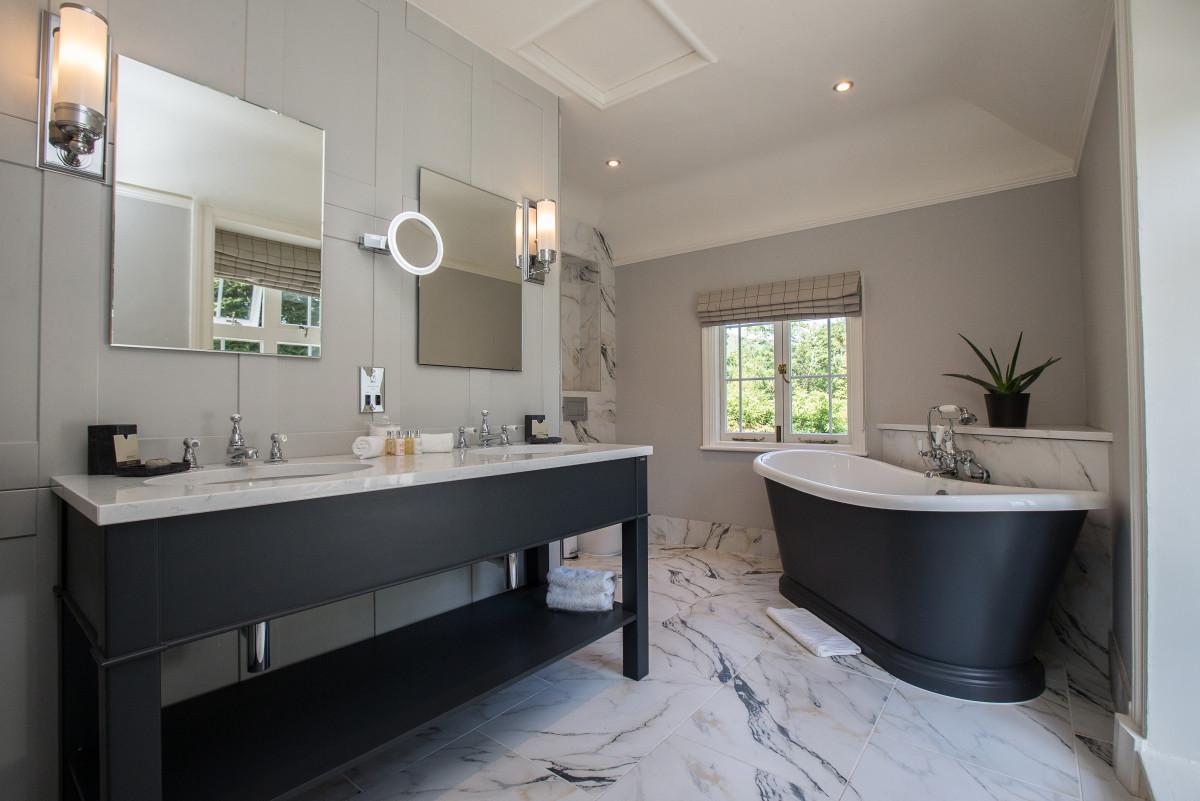 Rothay Manor Room 1 Bathroom