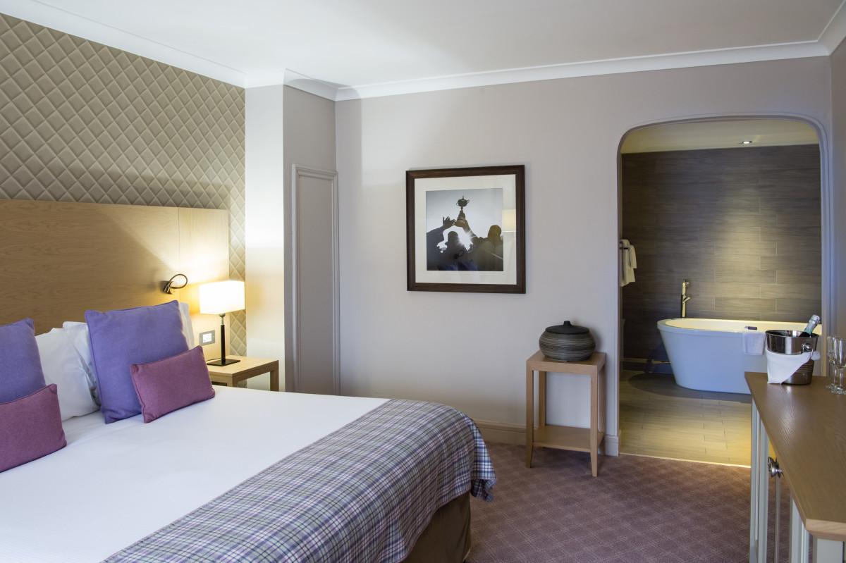 Signature Suite Bedroom 1