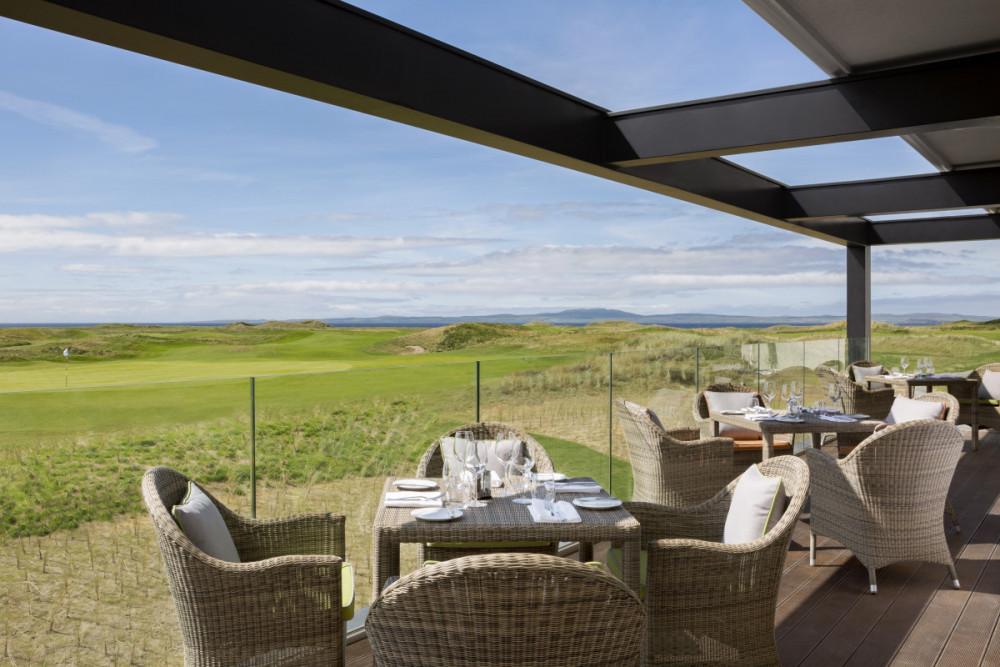 18 Restaurant Terrace