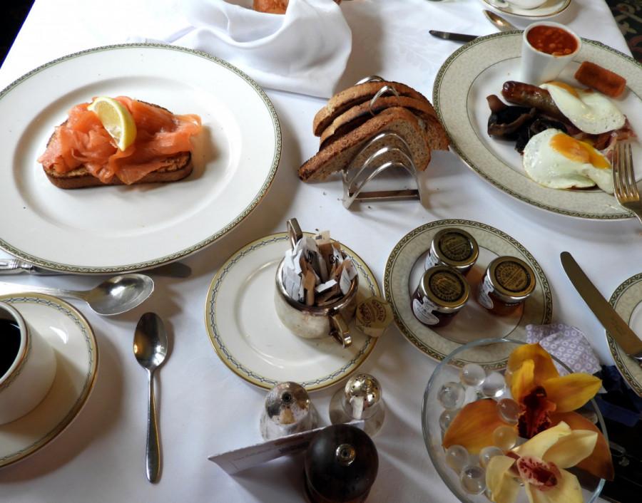 Asdown Park breakfast 004