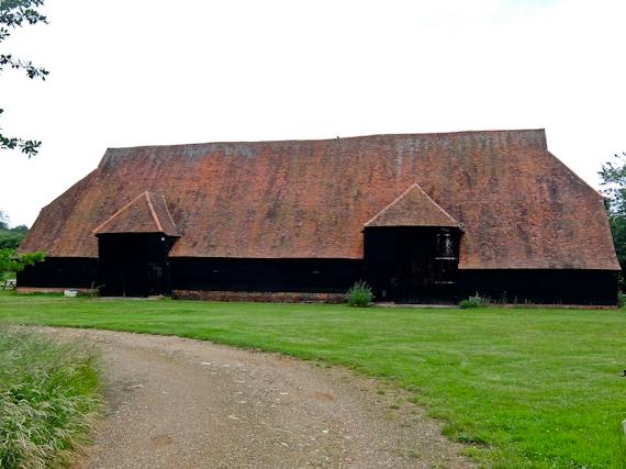 Coggleshall Barn