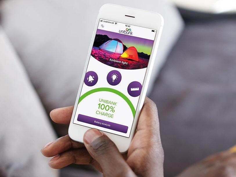 unibank power bank app
