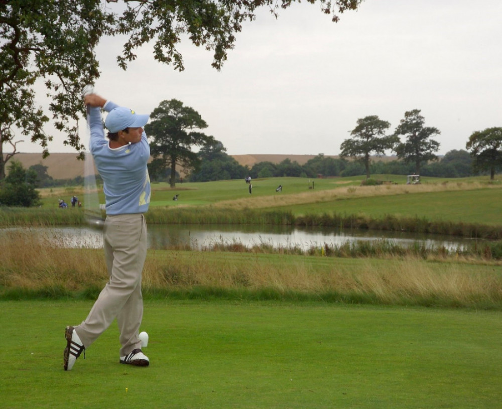 Golf at Whittlebury Park 2