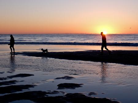Sunset Sennen Cove