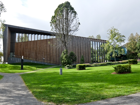 Art Museum Gosta New Pavillion