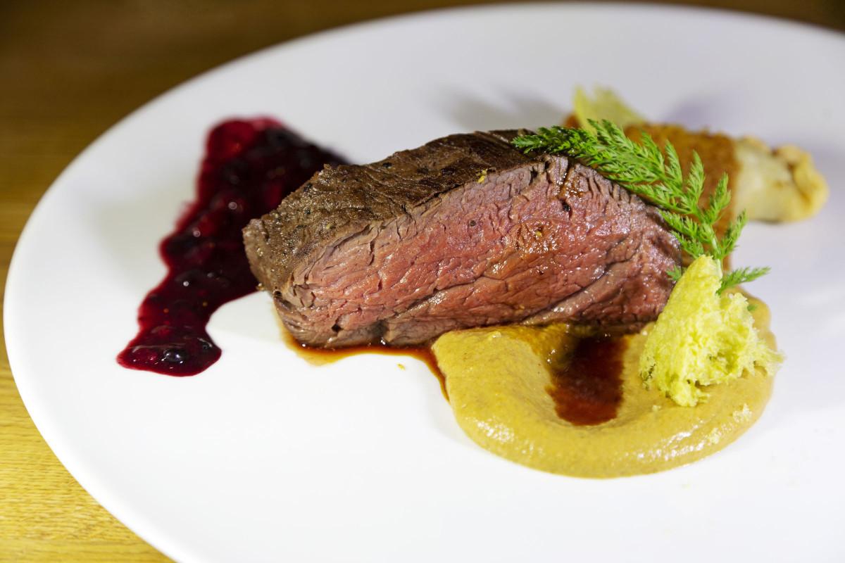 Organic beef in Salzburgerland