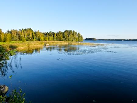 Pyhajarvi Lake