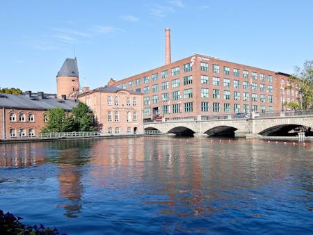 Tampere Finlayson Factory